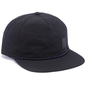 Topo Designs Cord Gorra, negro
